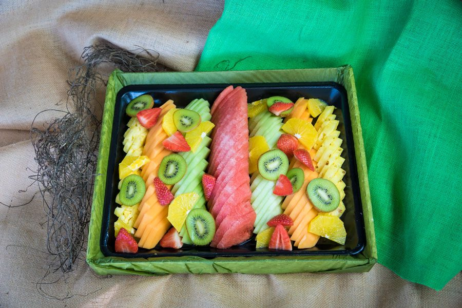 fruit box catered