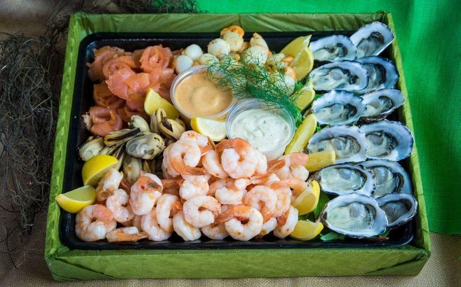 seafood box
